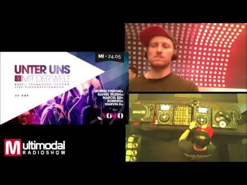 Unter Uns & MIT DER WELT - Live/Marcel SZi (Deep-House, Garage, House, Leftfield)