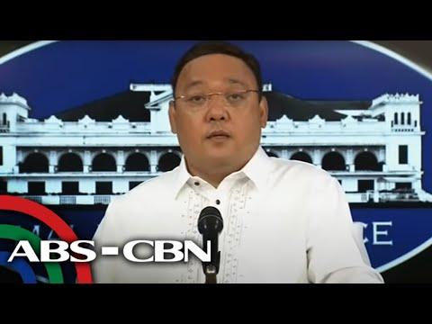Presidential Spokesman Roque holds press briefing (15 June 2020)