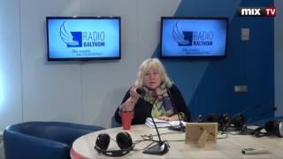 """Поэтесса из Лондона Лидия Григорьева в программе """"Встретились, поговорили"""" #MIXTV"""