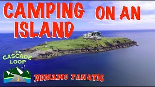 GO! Next Big Trip Begins ~ Cascade Loop, Ferry Ride to Island