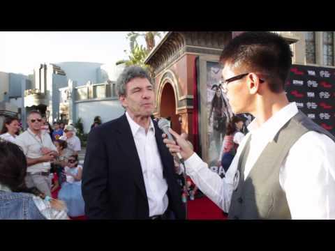 """Alan Horn - Disney's """"The Lone Ranger"""" World Premiere"""