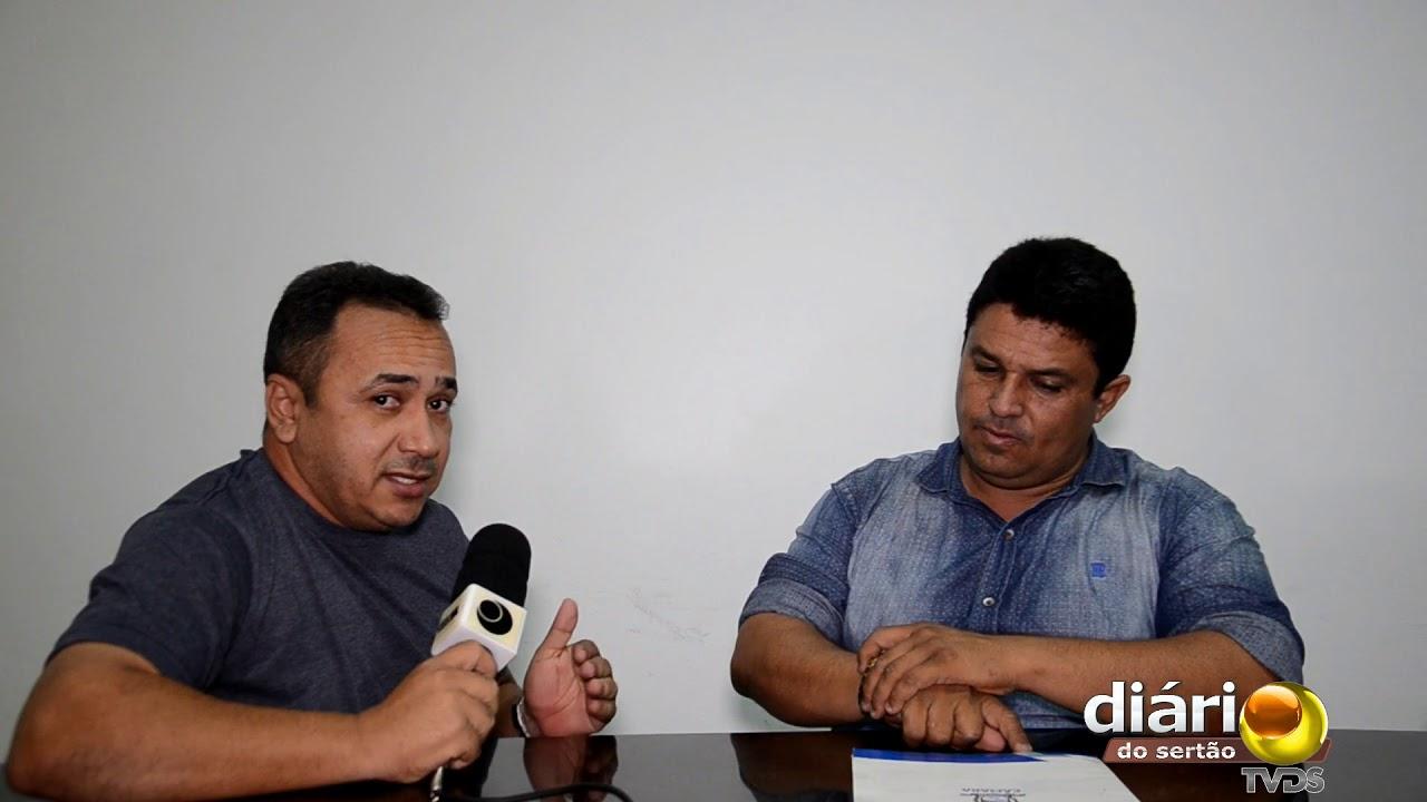 EXCLUSIVO: Vereador faz denúncias contra administração ao prefeito de Patos