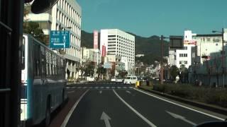 北部九州・鉄道とバスで巡る旅#15 佐世保BC→吉井【西肥バス】 2013/12/24
