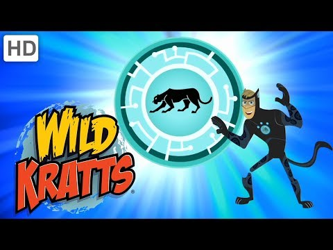 Wild Kratts 💿 Creepy Power Discs | Kids Videos