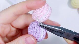 Как сделать брелок своими руками ♥ Работа с фурнитурой