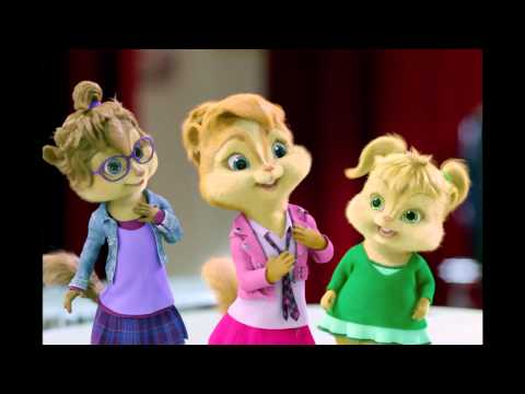 Jessie J- Domino (Chipettes) LYRICS
