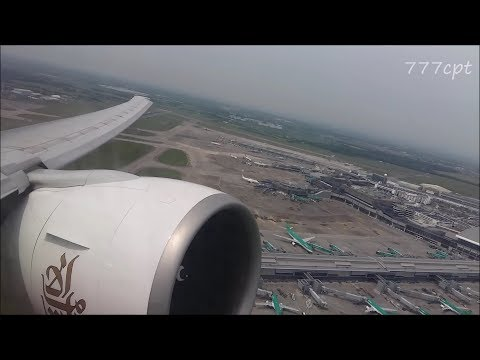 Emirates | EK162 | 777-300ER | Dublin - Dubai | Full Flight HD
