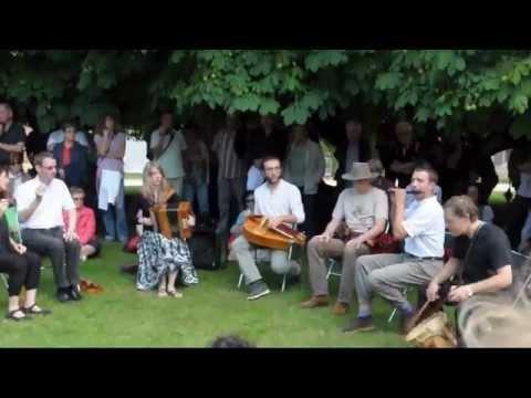 ESTIVADA RODEZ 2011 - Ecole Départementale de Musique - Bourrée Fifre Tambour