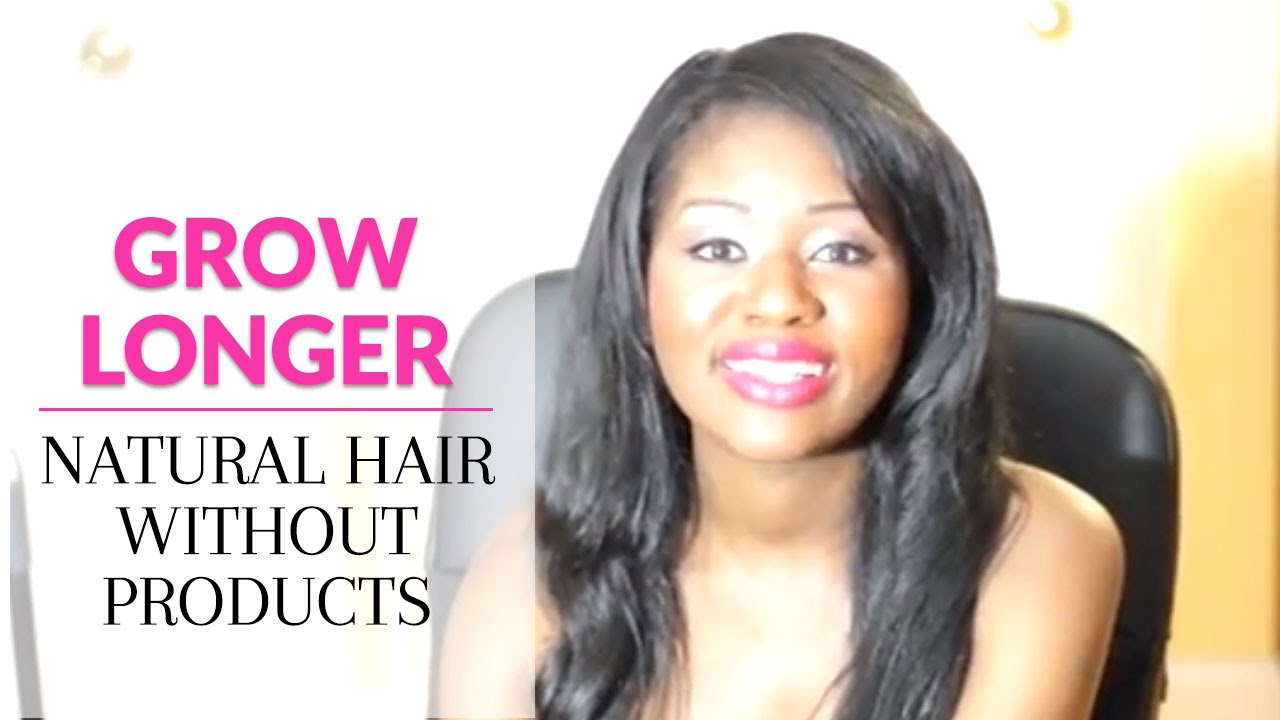 Youtube Grow Natural Hair Fast