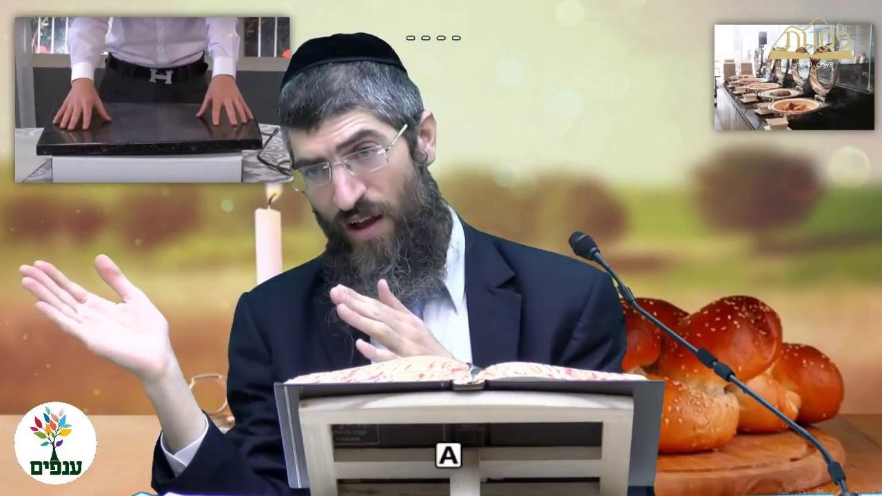 הלכות בישול בשבת - הרב יצחק יוסף HD
