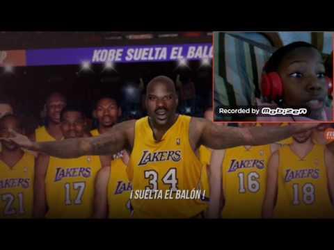 Video reaccion ALL STAR NBA NITROZAP-gian carlos