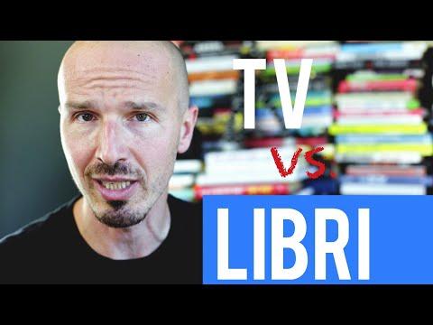 I poveri hanno grandi televisori, i ricchi hanno grandi librerie