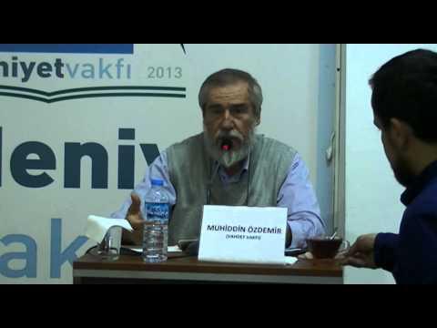 Muhittin Özdemir - Medeniyet Vakfı - Ramazan Sohbetleri 2