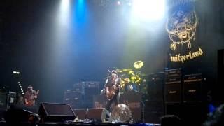 Motörhead, Born to Lose, live in Zürich, am 21.10.11.mp4