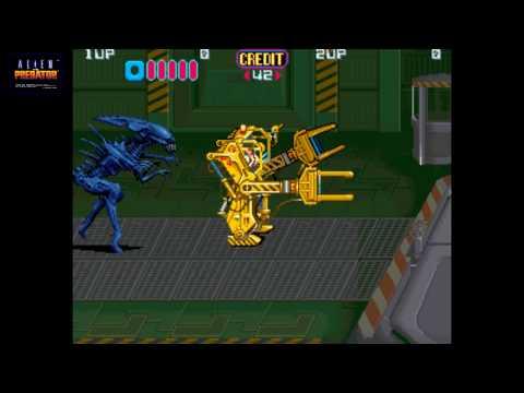 Aliens Ending Arcade 1080p HD