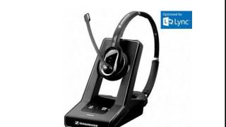 Sennheiser Electronic   SD DECT Wireless Headset
