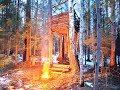 ДОМ НА ДЕРЕВЕ: ФИНАЛ   НОВАЯ КРЫША   МЯСО НА УГЛЯХ   Building Treehouse