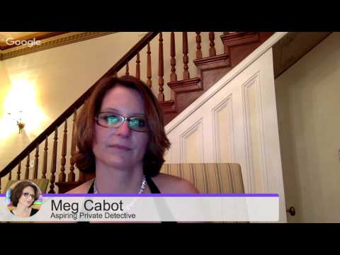 Read For Pixels 2015 (Fall Edition): Meg Cabot Reading+Q&A Session