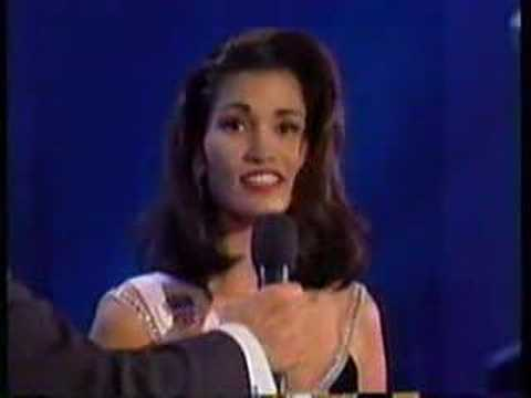 Miss USA 1997- The Top 3 & Final Question