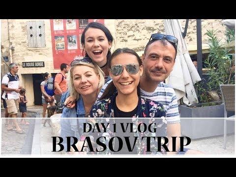 BRASOV TRAVEL GUIDE | VLOG | CITY CENTRE, BRASOV SIGN & TRADITIONAL FOOD