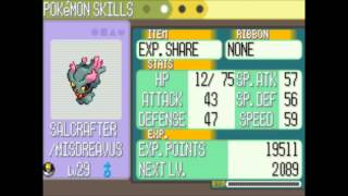 Pokemon Ruby Destiny Reign of Legends - Ddog
