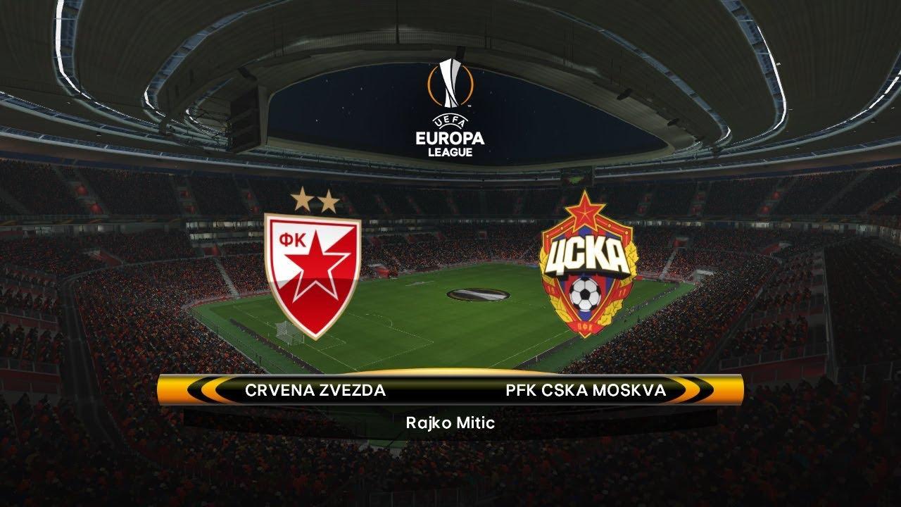 Image result for Crvena Zvezda vs CSKA Moscow