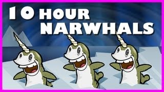 Repeat youtube video Narwhals | 10 Hours