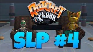 Ratchet & Clank 2 | SLP #4: Tosi antiklimaattinen loppu