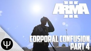 ARMA 3: Altis Life — Corporal Confusion — Part 4 — Rebel Pizza Party!