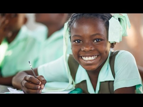 A day in the life of a child in Haiti
