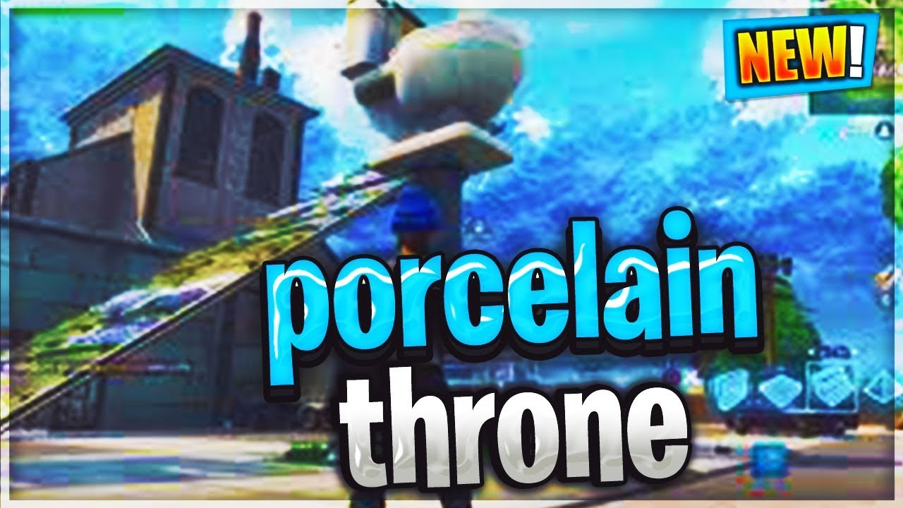 Dance On Top Of A Giant Porcelain Throne Week 4 Challenge Fortnite