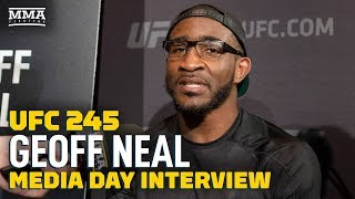 Geoff Neal Quit Server Job One Week After Finding Out He's Fighting Mike Perry - MMA Fighting