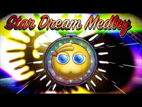 Star Dream Remix Medley [Light MetaS & TNHGameRemixes] - Kirby Planet Robobot