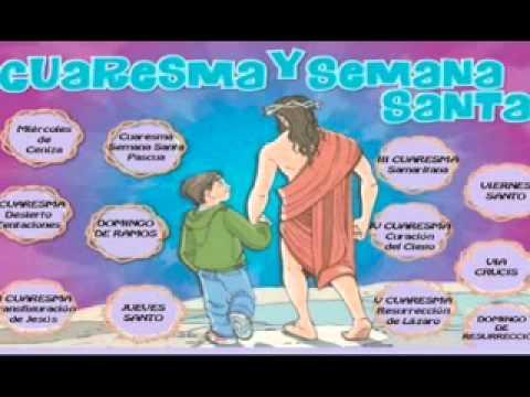 Cantos de Cuaresma, Semana Santa y Pascua -Comarmuli -Xalapa