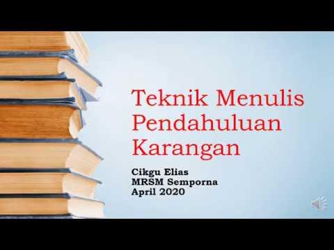 Cara Buat Esei KK Sejarah Tema Pendidikan. Subscribe please dehh ! Tq.
