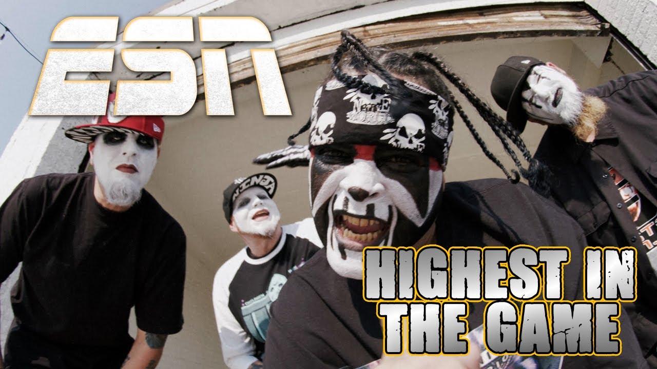 Download ESN - Highest In The Game (Eastside Ninjas - Twiztid - Blaze Ya Dead Homie - Anybody Killa)
