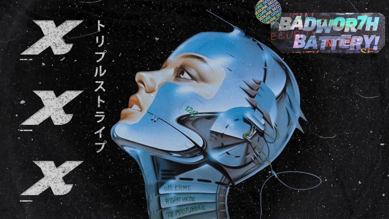 BADWOR7H & BATTERY! - XXX (Tri Poloski Amsterdam Anthem)