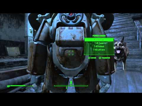 Fallout 4 Gameplay PS4 (No Commentary)