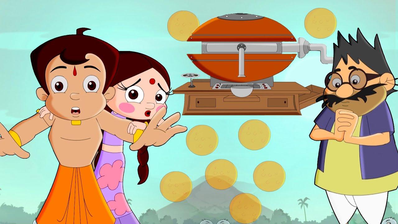 Chhota Bheem - Jadui Laddoo Machine   Adventure Videos for Kids in Hindi   Cartoons for Kids