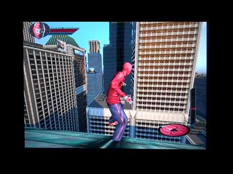 Spider-Man Video Game First Impressions (PS2)