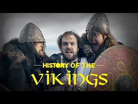 History of the Vikings (in One Take)