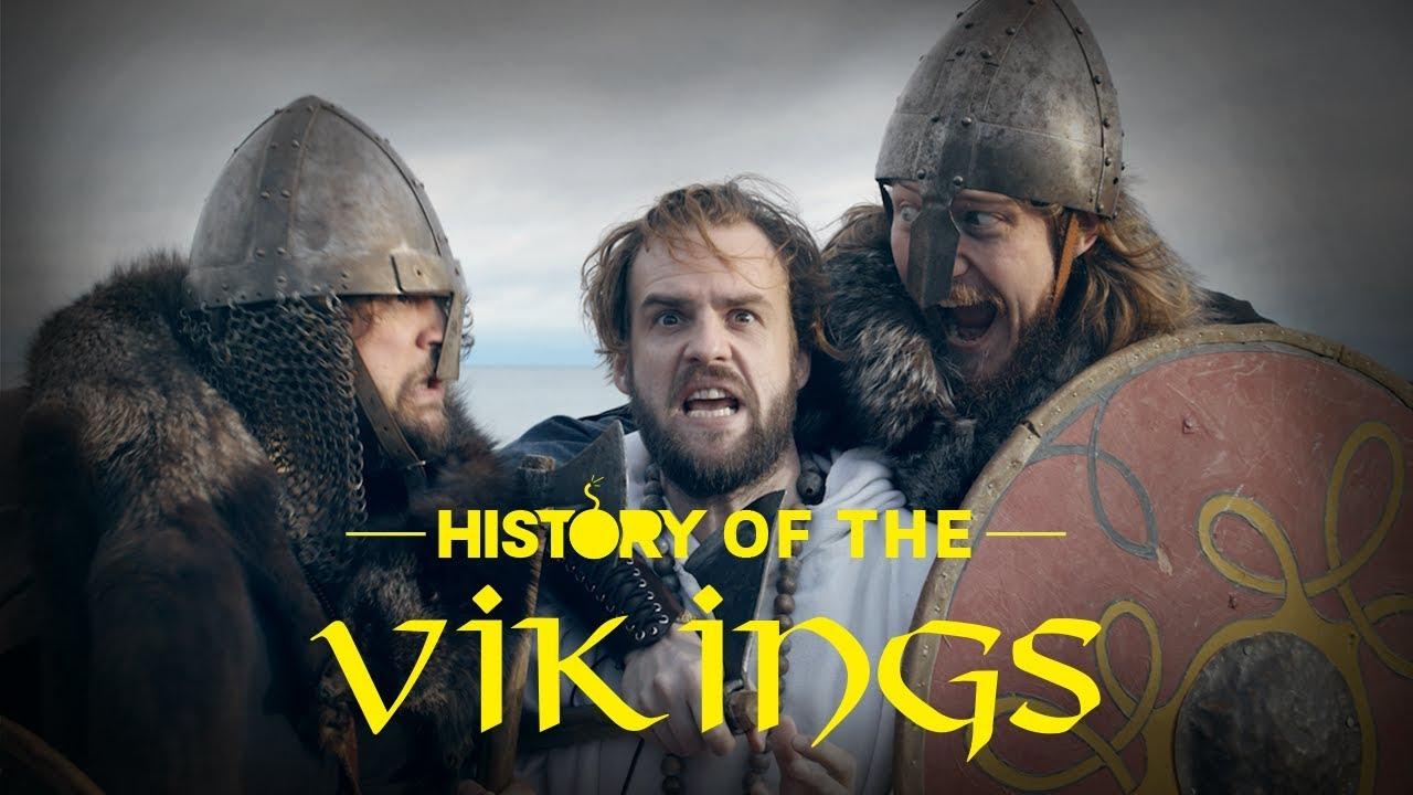 history of the world of the vikings Viking history traditionally begins in northern europe with the first scandinavian raid on england, in ad 793, and ends with the death of harald hardrada in 1066, in a failed.
