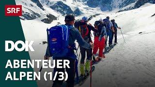 Skitour des Lebens – Haute Route von Chamonix nach Zermatt | Abenteuer Alpen (1/3) | Doku | SRF DOK