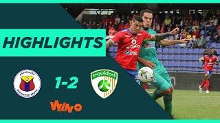 Pasto vs. La Equidad (Goles y Highlights) Liga BetPlay Dimayor 2020-1 | Fecha 7