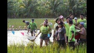 Company trip of Oxalis Adventure at Mango Home Reverside