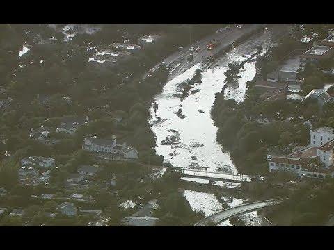 Santa Barbara County hit by deadly flooding, mudslides | ABC7