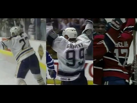 1993 Stanley Cup Playoffs - Overtime Goals