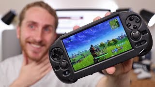 The BEST Mobile Fortnite Experience