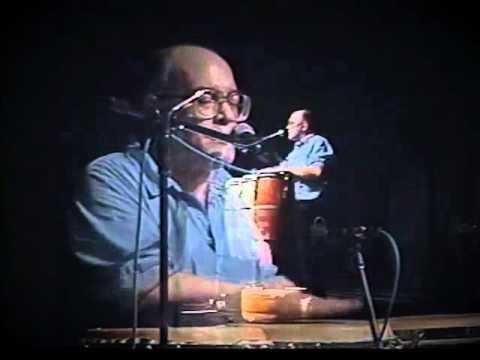 Ralph La Charity - Ohio Drum Poet