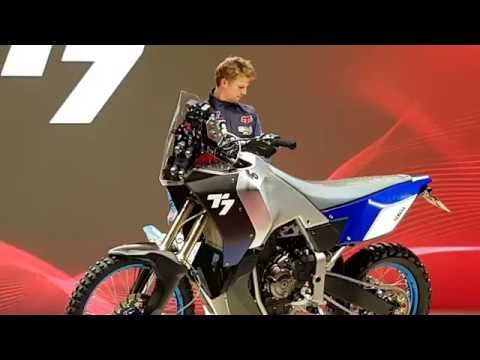 Yamaha T7 Concept World Premiere launch in Milan - first look in 4K